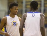 Deandre Ayton, Marvin Bagley dominate in first basketball game together