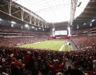Cardinals, UA stadiums to host 3 high school football divisional title games