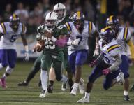 FOOTBALL: Irish upend Camden with late TDs