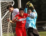 Strong offense powers Gill St. Bernard's boys soccer