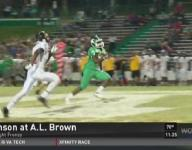 A.L. Brown holds off Robinson comeback to stay perfect