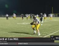 Concord tops Cox Mill in mistake-filled tilt