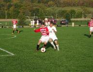 Conner Roahrig scores two, defense holds in win
