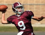 Morristown football withstands late Mendham comeback