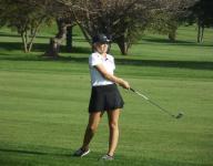 G.B. Preble girls golfers make leap to state