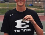 East's McCarthy earns KLAA 'B' singles crown
