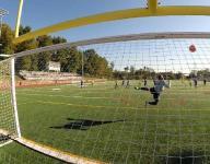Goal cam video from Lakeland vs Goshen soccer