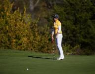 Kickapoo's Acuff finishes one shot from lead at state golf championship tournament