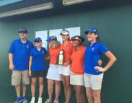 Cape Coral girls repeat at district