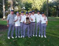 Lee captures high school golf state crown