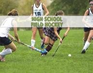 Field hockey roundup: Wall shines in Ketcham victory