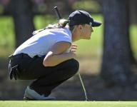 CPA's Stout wins second Class A/AA state golf title
