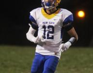 Anderson steps up for Newport Central Catholic football