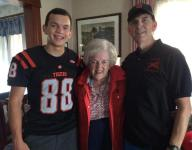 A Dover Tigers fan for 86 years and counting