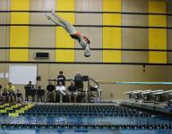 12 photos: West Des Moines Valley at Southeast Polk swim meet