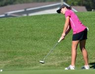 Central's Sain tied for 22nd after first round