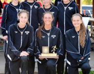 Milford girls harriers seize KLAA West title