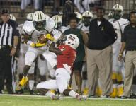 Carver's Xavier Lane goes from worst to first