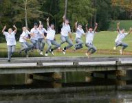 This is how they celebrate a state golf title