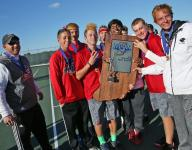 North Central wins third straight boys tennis title