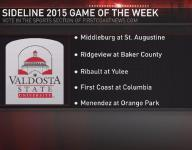 Vote for our Game of the Week for October 30th