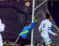 East Lansing boys soccer thumps St. Johns in district semis