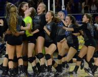 Goodpasture claims fourth straight volleyball title