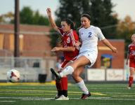 Davis' hat trick propels Cavs to sectional title