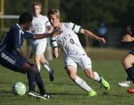 Set pieces send Rice to soccer semifinals