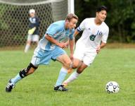 Boys soccer playdowns: Colchester ousts BFA