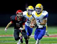 NewCath blows out Newport, 48-8