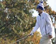 Bombers lead state golf after day one