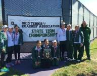 Sycamore tennis girls finish successful road trip