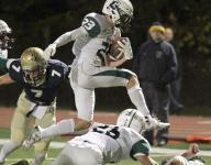 Tria's four first-half touchdowns power Delbarton