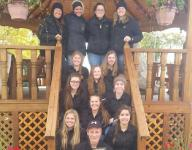 Howell riders second at state equestrian meet