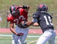 Bernards holds off North Plainfield 23-14