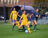 College Roundup: EC women lose in soccer; men tie