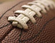 Harris hurt, Redskins still run strong