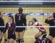 Raiders rally to win five set thriller