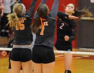 Roundup: Crooksville volleyball moves on