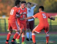 Newcomer helps Dover clinch division title