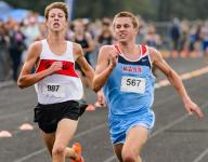 Mann runner wins thrilling race at county meet