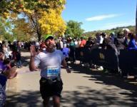 On the Run: Hyde Park runner achieves marathon goal