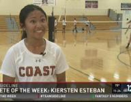 Athlete of the Week: Atlantic Coast's Kiersten Esteban