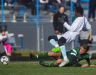 Rice knocks off champion South Burlington