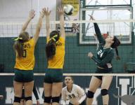 Garison powers J.F. Kennedy volleyball into GMCT semifinals