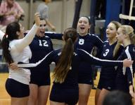 Holy Trinity advances in 4A volleyball