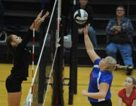 Zane Trace tops Ironton in volleyball districts
