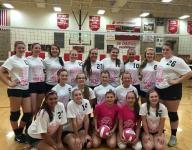 Felicity-Franklin volleyball girls sectional runners-up