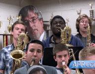 Final notes for Jackson Memorial band director